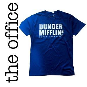 The Office Dunder Mifflin Paper Company Tee